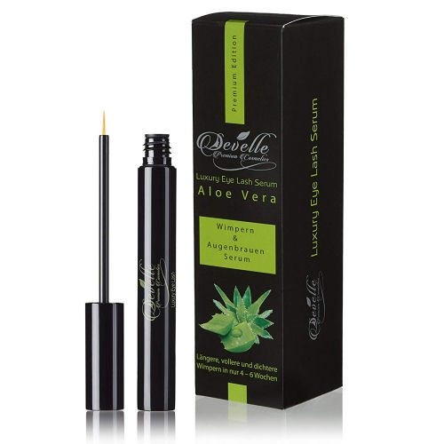 Develle Aloe Vera Wimpernserum