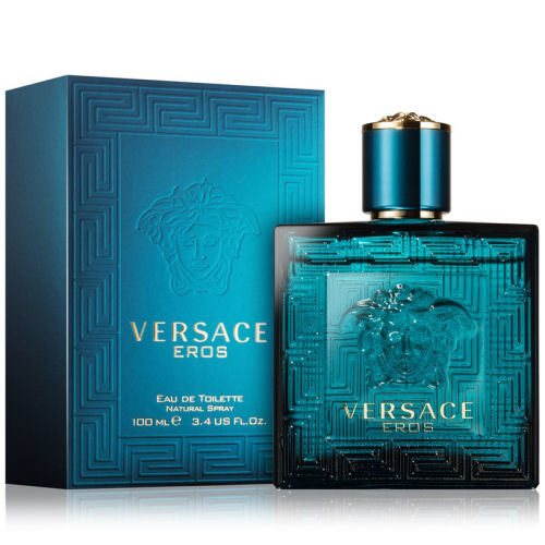 Versace Eros Eau De Toilette Herren Parfum