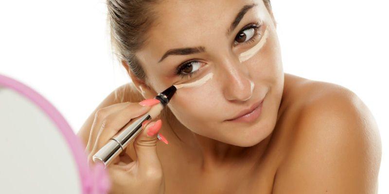 Make Up Tipps Und Tricks Gegen Augenringe