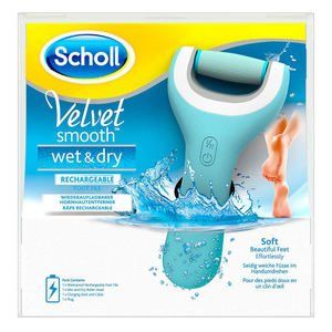 Scholl Velvet Smooth Pedi Pro Wet Dry