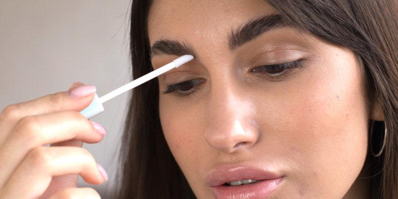 Alternativen zum Augenbrauenserum