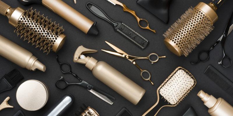 Die richtigen Haarstyling Tools