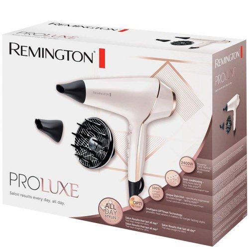 Remington Ionen-Haartrockner PROluxe Verpackung