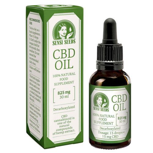 CBD Oil von Sensi Seeds