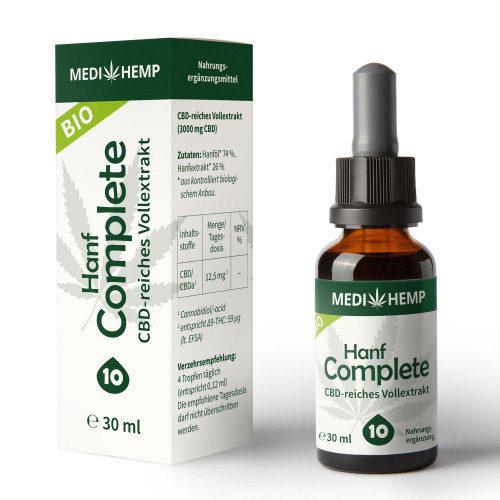 MediHemp CBD Öl