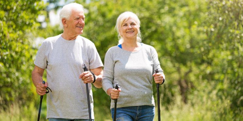 Ausreichend Bewegung für Stärkung der Knochen
