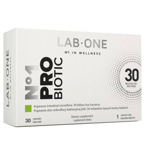 LAB ONE PROBIOTIC Probiotikum
