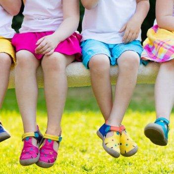 Hallux Valgus Fußfehlstellungen Im Kindesalter